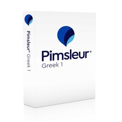 Pimsleur Modern Greek Level 1 CD