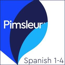 Pimsleur Spanish Levels 1-4