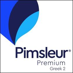 Pimsleur Greek (Modern) Level 2 Premium
