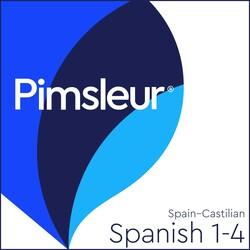Pimsleur Spanish (Spain-Castilian) Levels 1-4