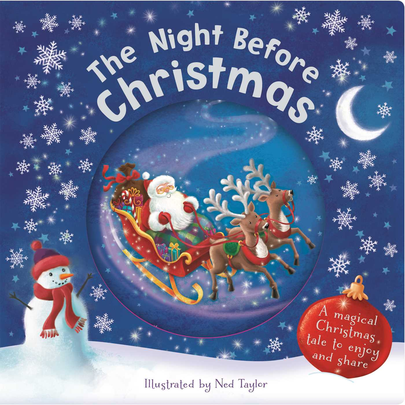 The Night Before Christmas | Book by IglooBooks | Official ...