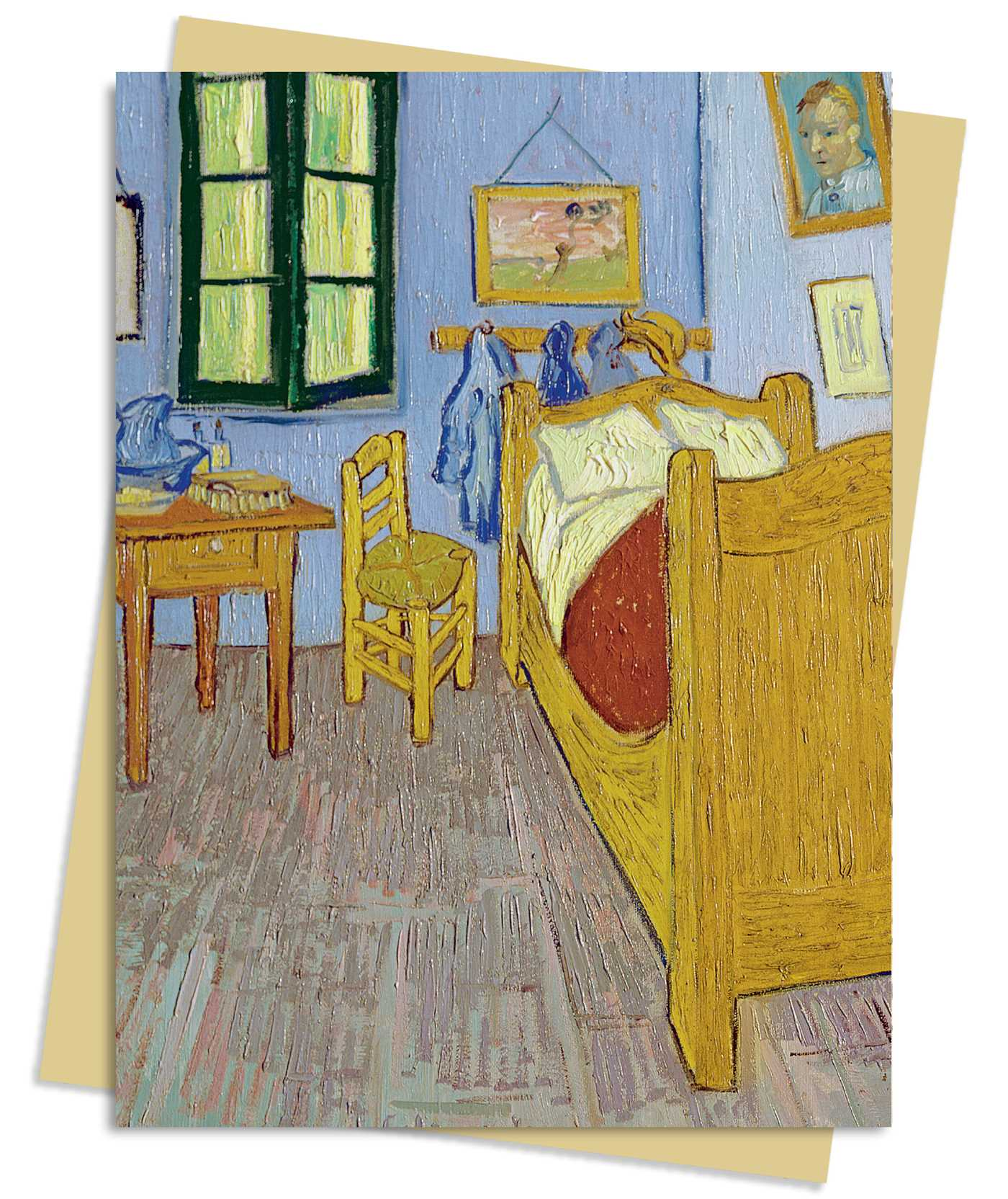 Vincent Van Gogh Bedroom At Arles Greeting Card Book Summary Video Official Publisher Page Simon Schuster,The Animals House Of The Rising Sun Chords Guitar