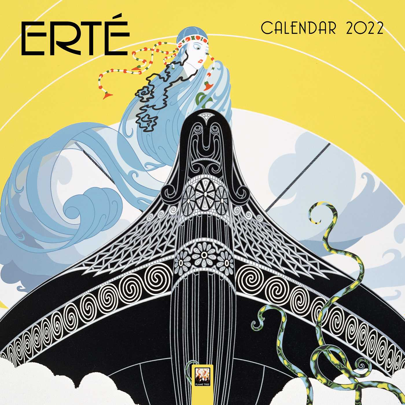 Wall Calendar 2022.Erte Wall Calendar 2022 Art Calendar Book Summary Video Official Publisher Page Simon Schuster