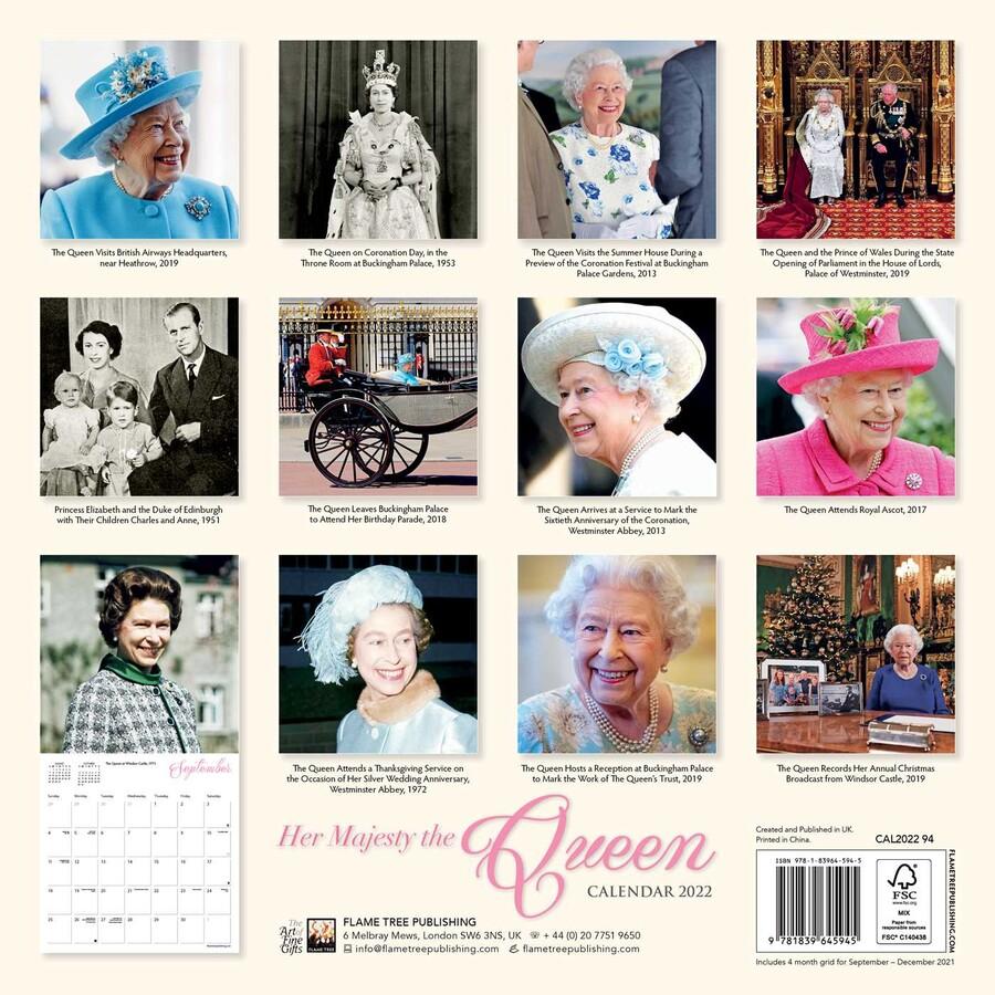 Duke 2022 Calendar.Her Majesty The Queen Wall Calendar 2022 Art Calendar Book Summary Video Official Publisher Page Simon Schuster