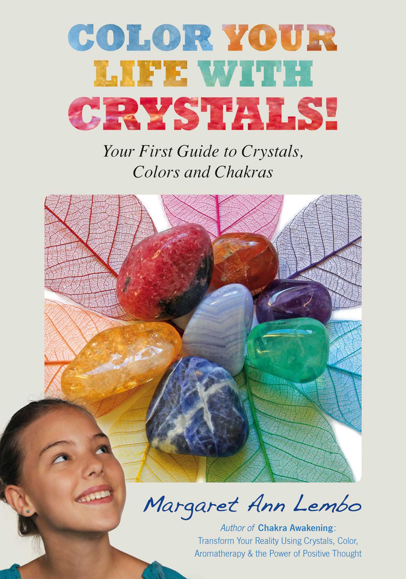 Color your life with crystals 9781844096053 hr