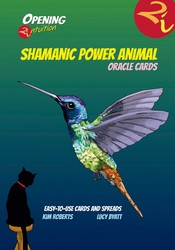 Shamanic Power Animal Oracle Cards