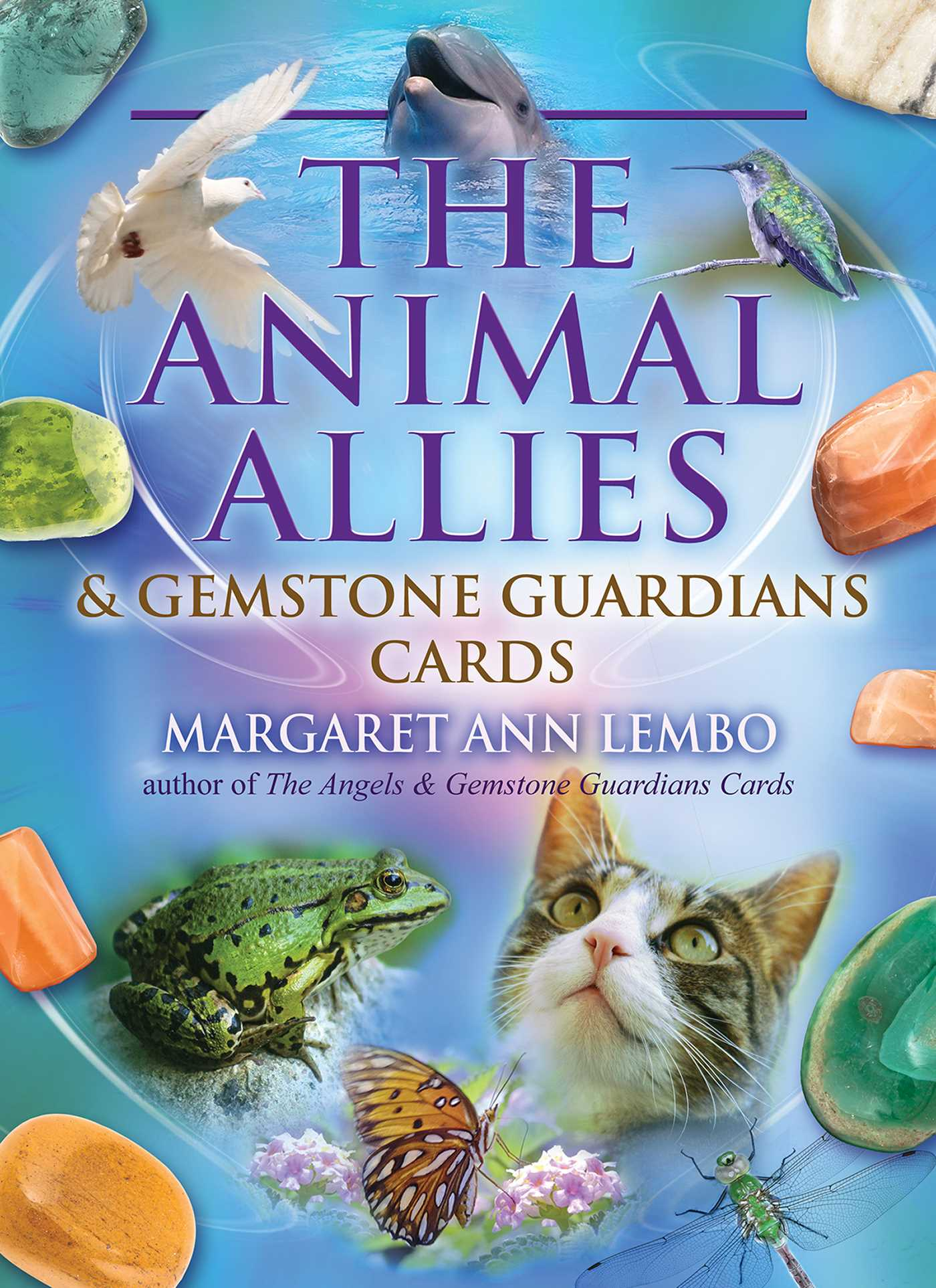 The animal allies and gemstone guardians cards 9781844097418 hr