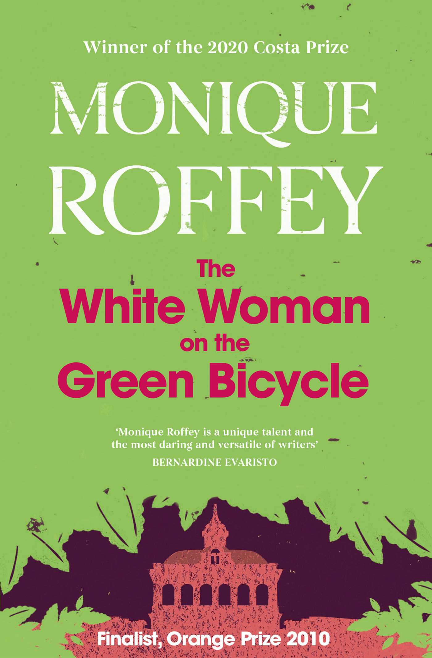 The white woman on the green bicycle 9781847378026 hr