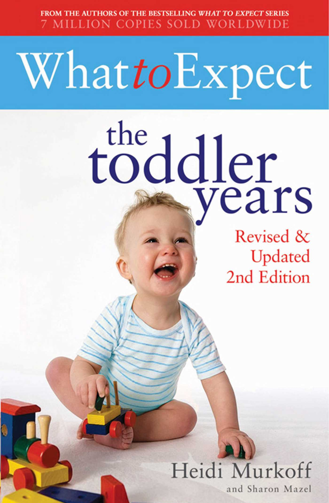 What to Expect: The Toddler Years 2nd Edition eBook by ...