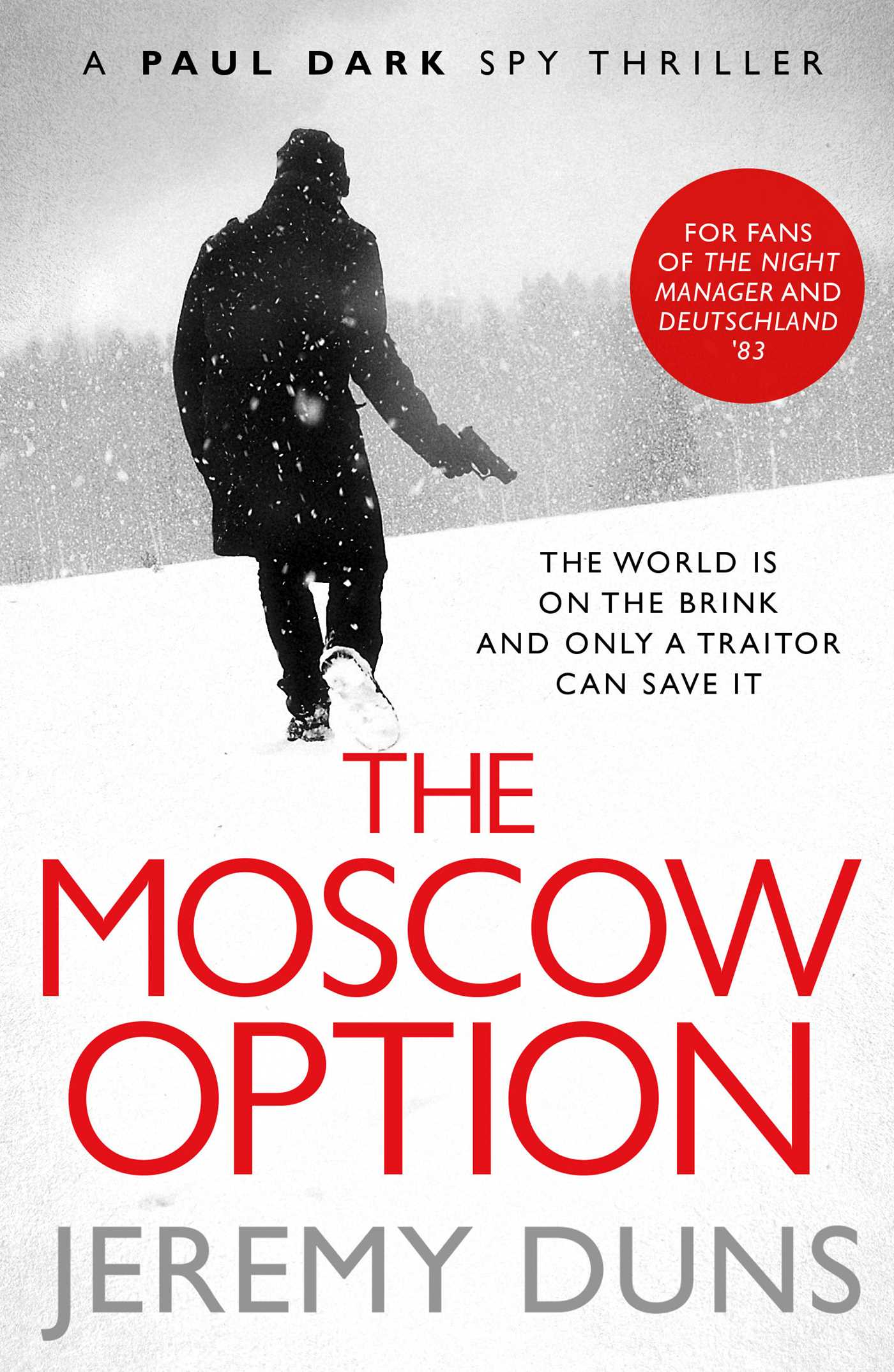 The moscow option 9781847394538 hr