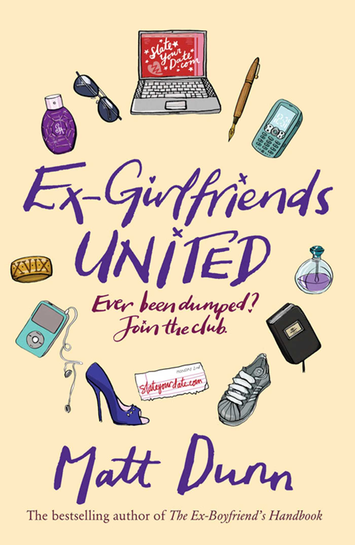 Ex girlfriends united 9781847395184 hr