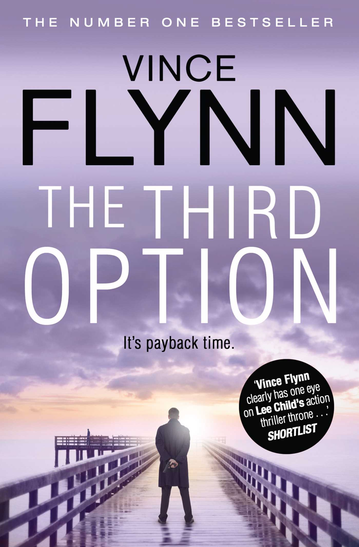 The third option vince flynn