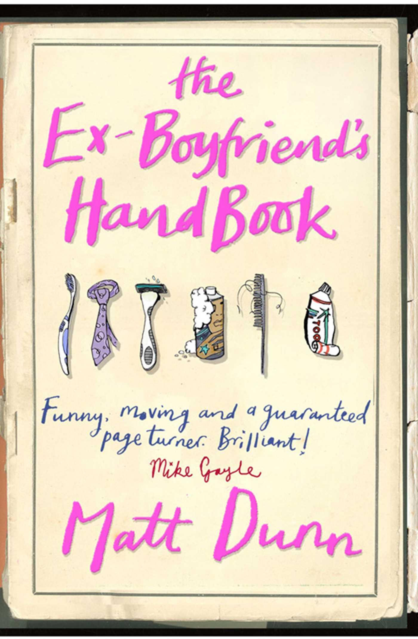 The ex boyfriends handbook 9781847396594 hr