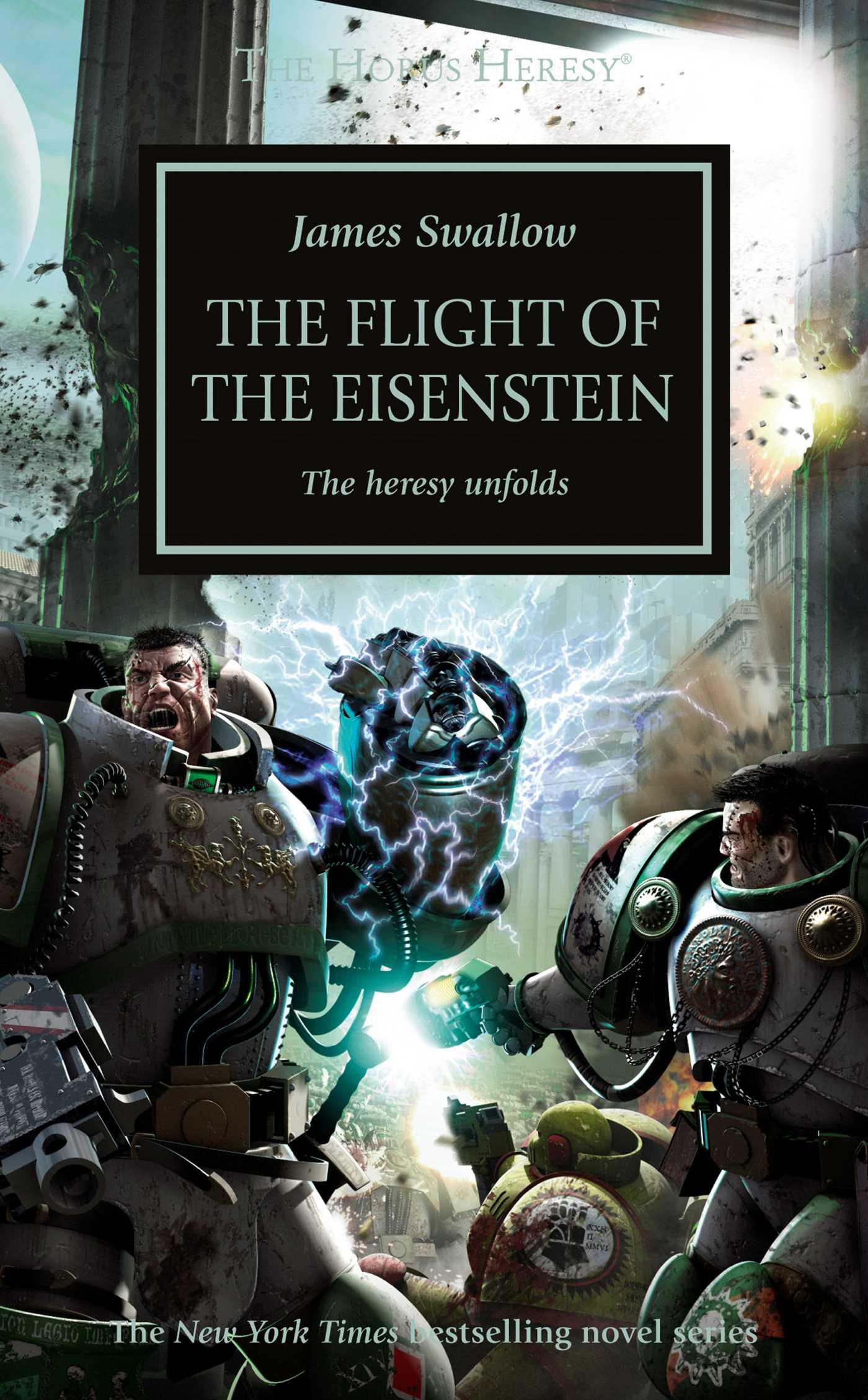 Flight of the eisenstein 9781849708128 hr