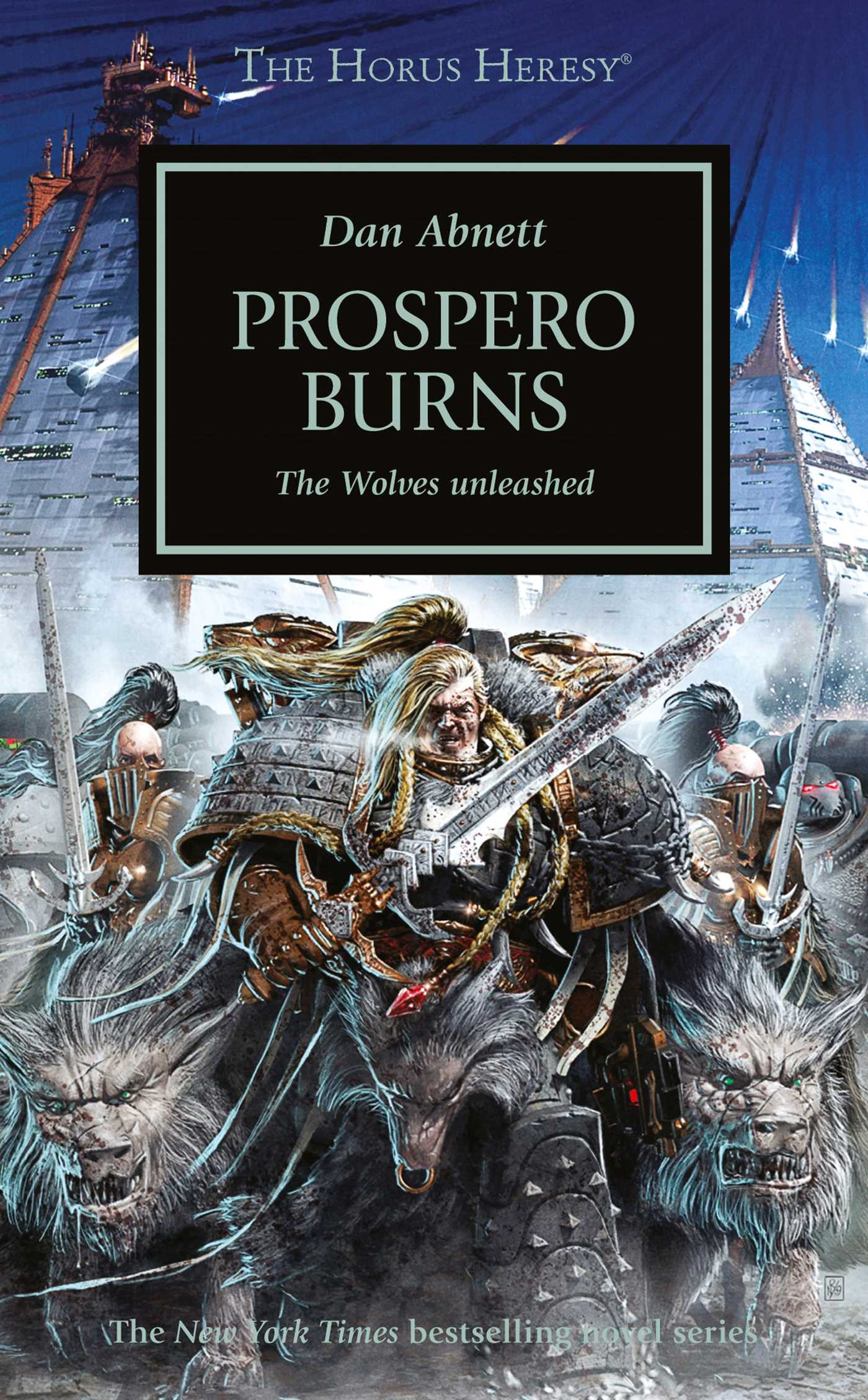 Prospero burns 9781849708227 hr