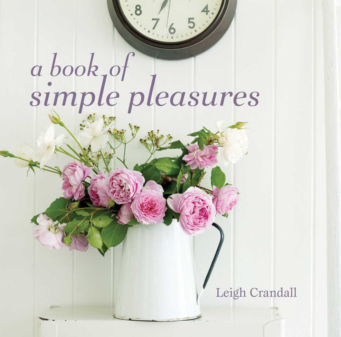 A book of simple pleasures 9781849751391 hr