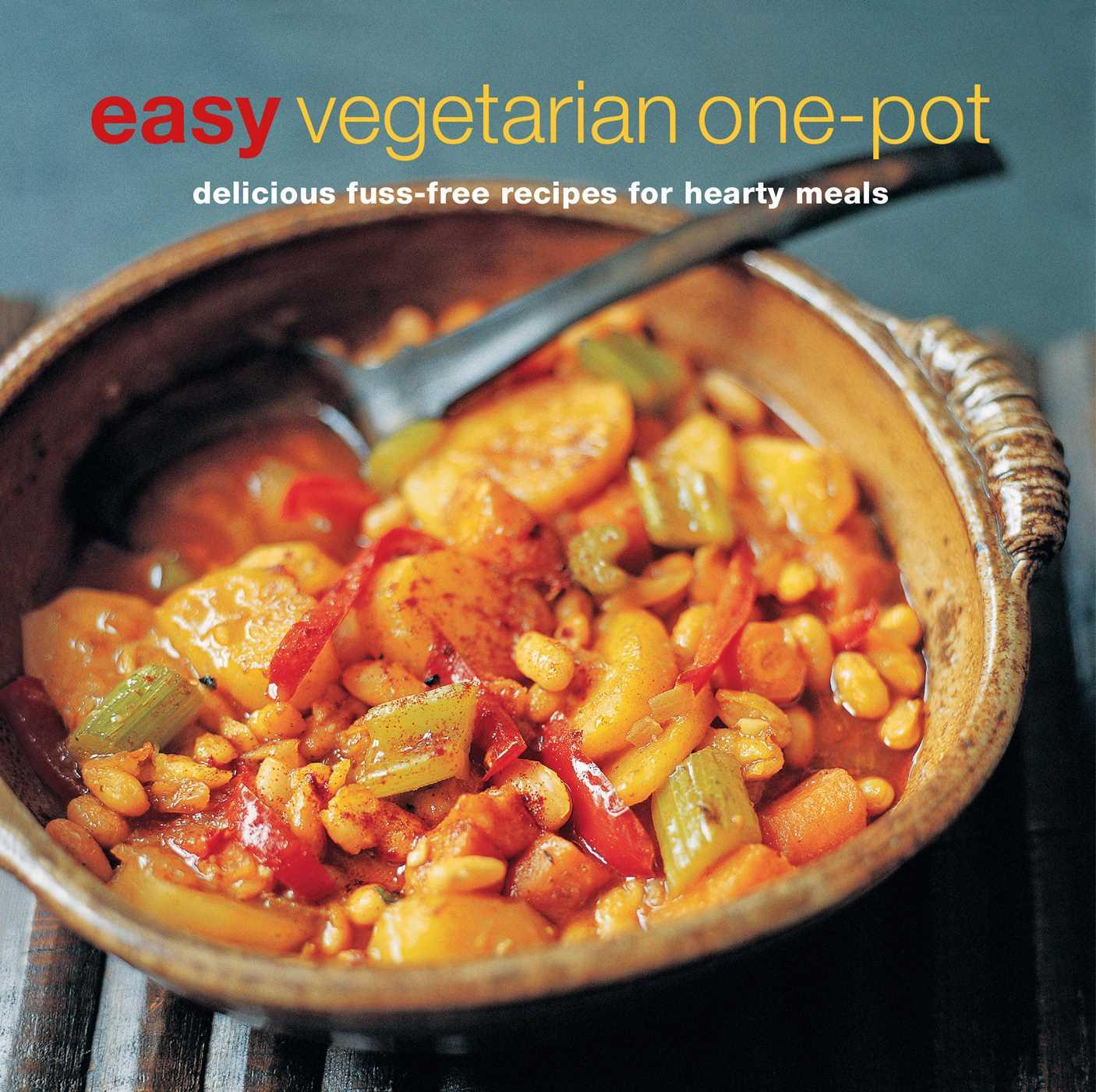 Easy vegetarian one pot 9781849751599 hr