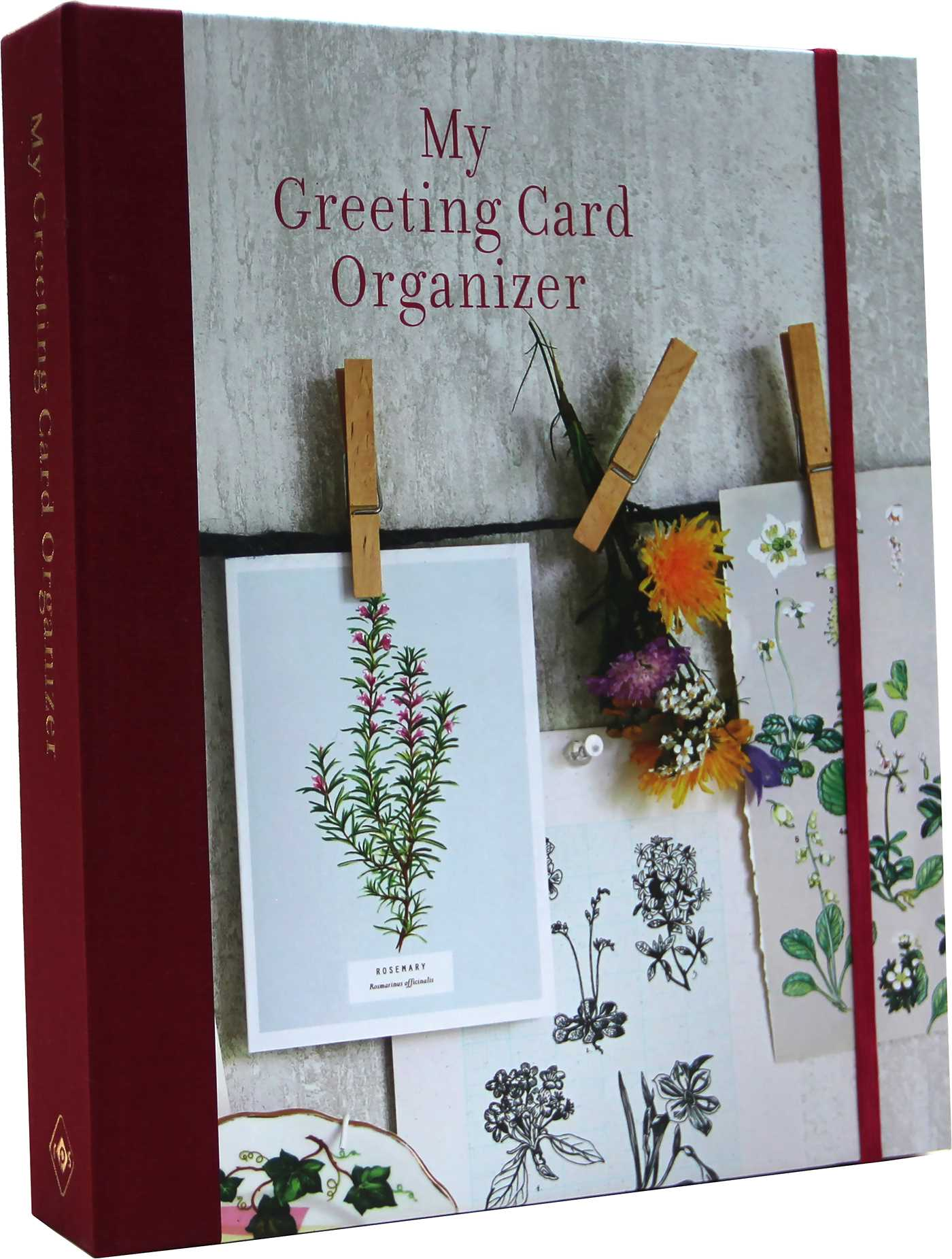 My Greeting Card Organizer Book Summary Video Official