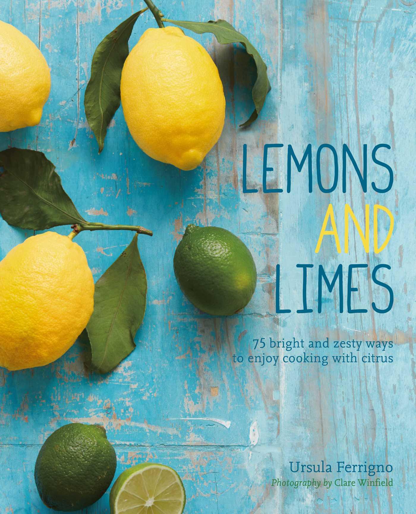 Lemons and limes 9781849758062 hr