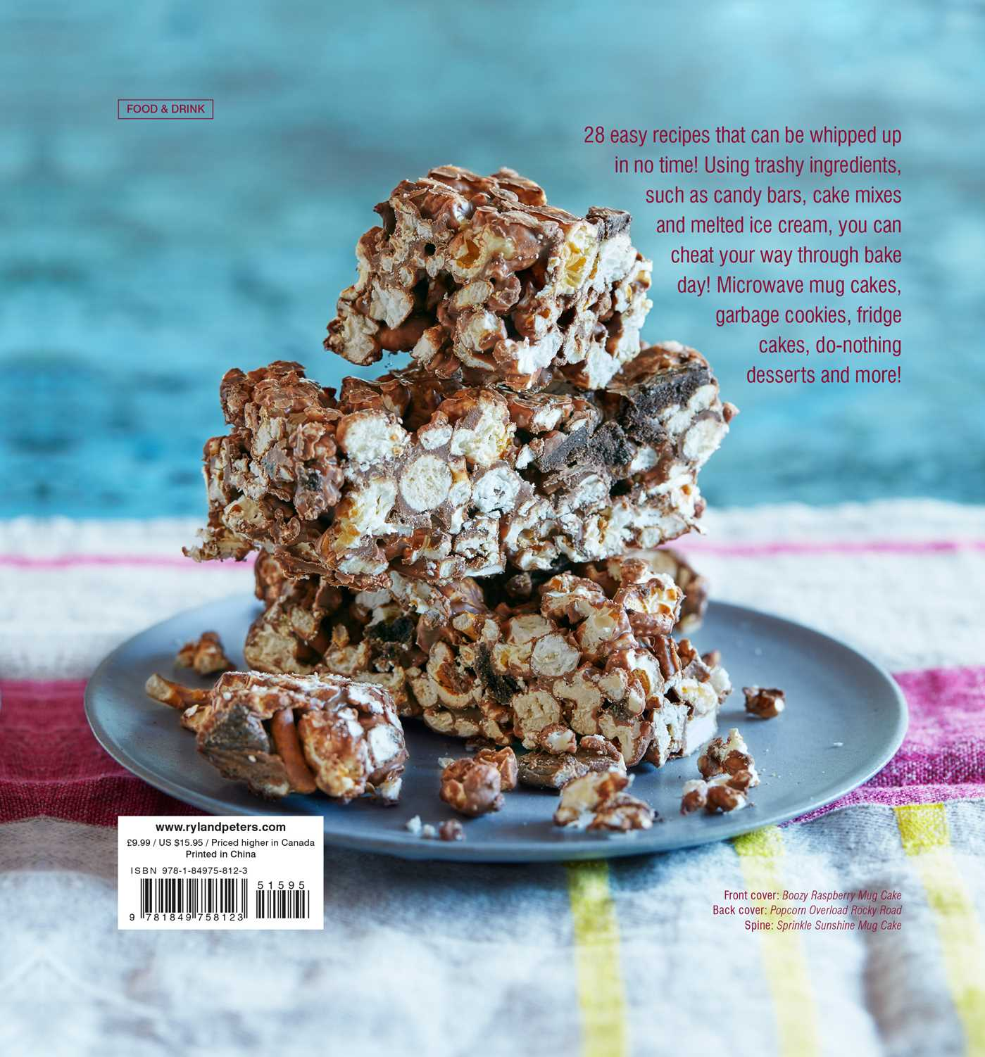 Miracle Mug Cakes and Other Cheat's Bakes | Book by Suzy ...