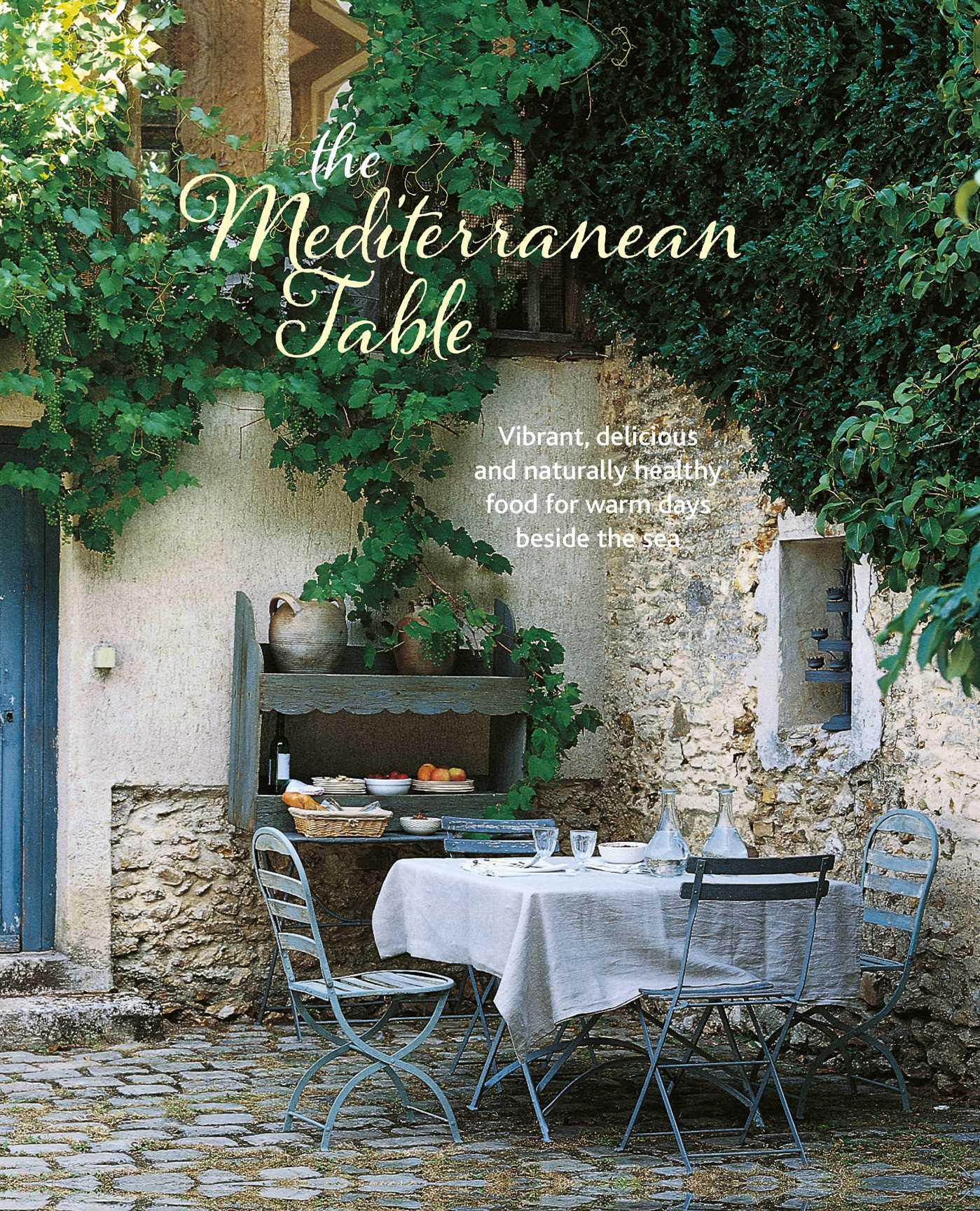 The Mediterranean Table 9781849758130 Hr ...