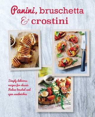 Panini, Bruschetta & Crostini