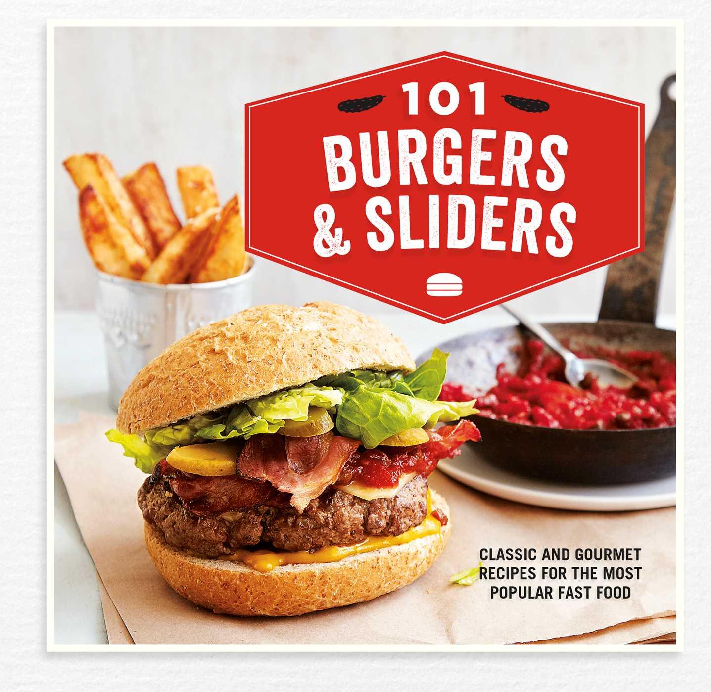 101 burgers sliders 9781849758550 hr