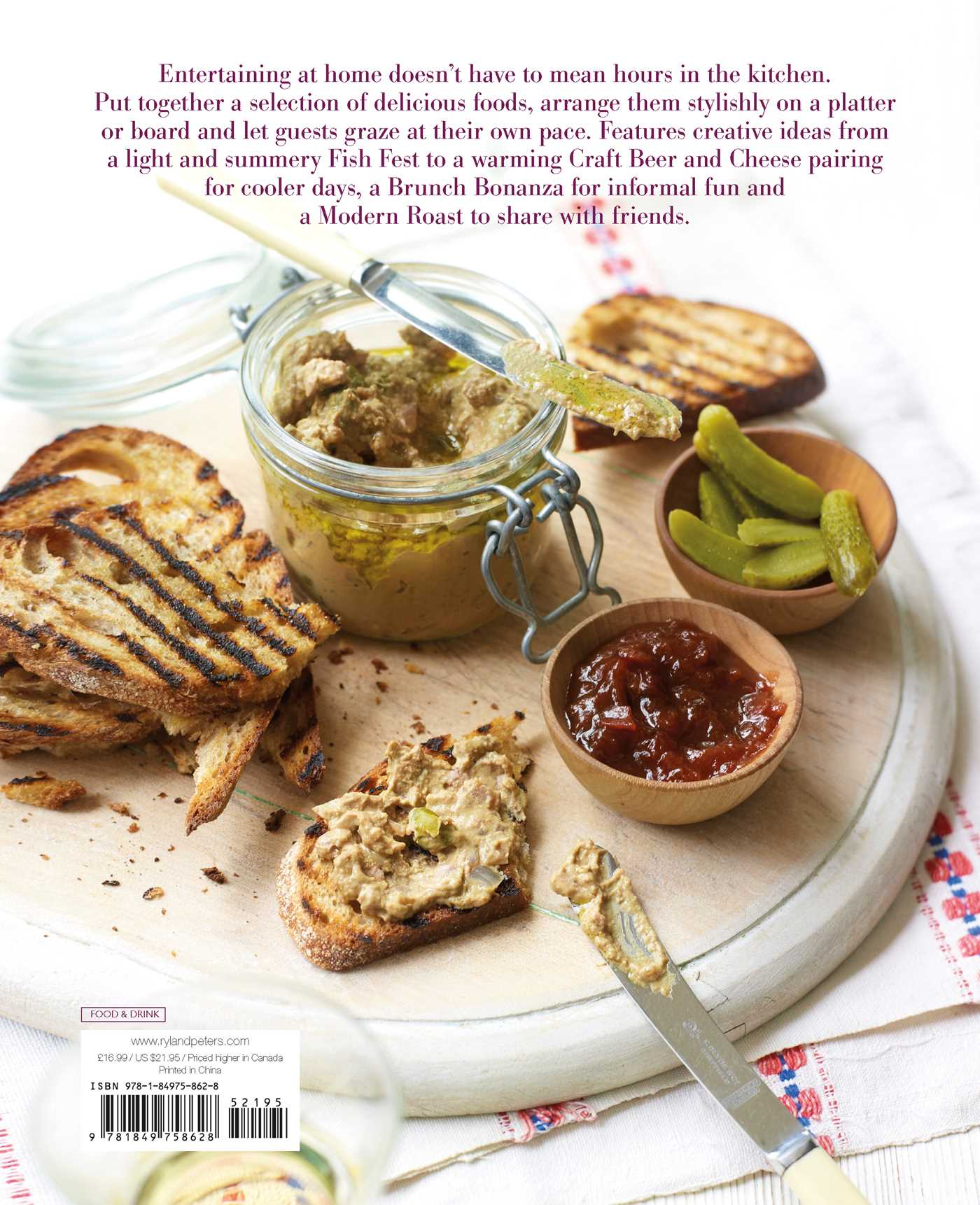 party food to share book by kathy kordalis official publisher