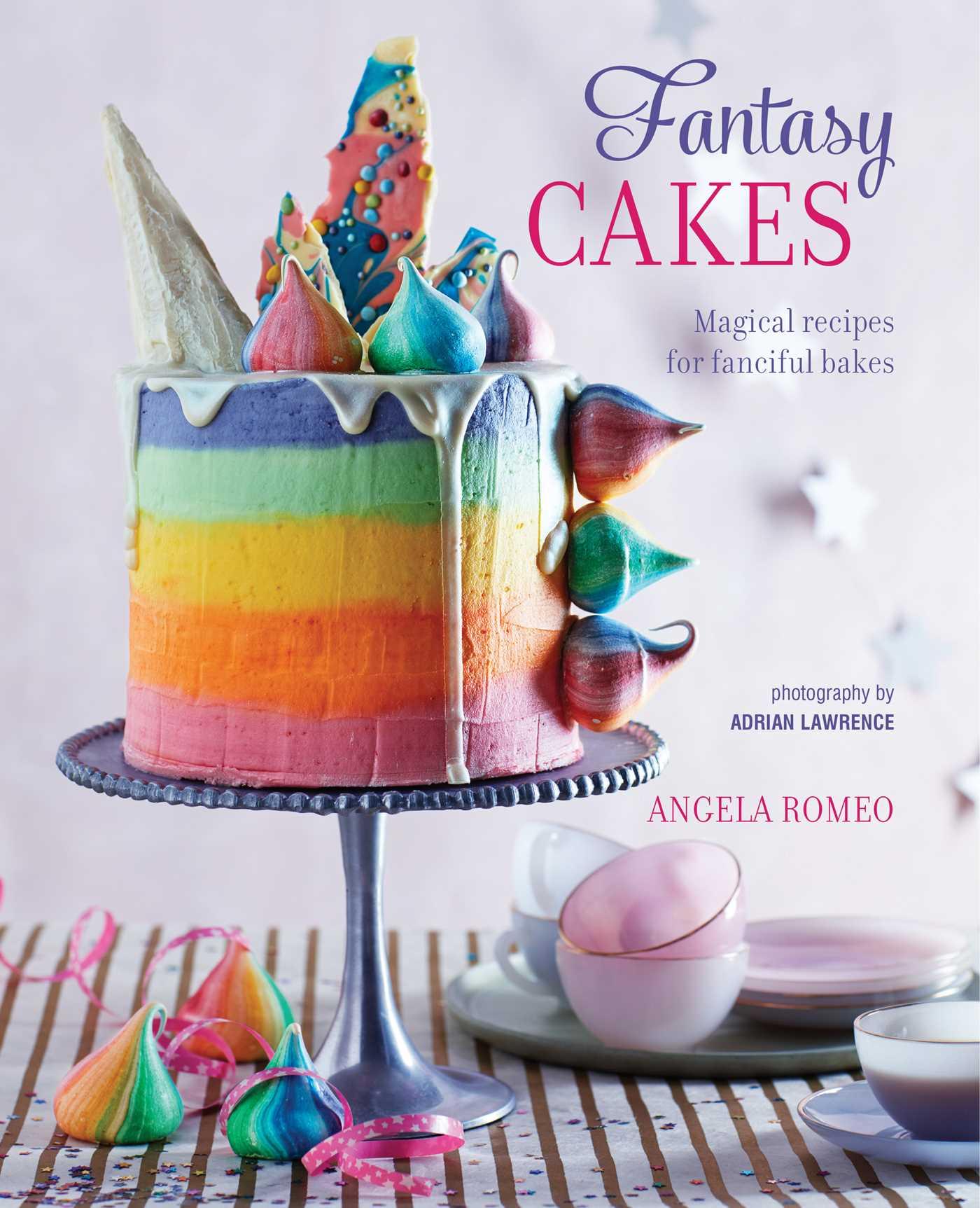 Fantasy cakes 9781849758857 hr