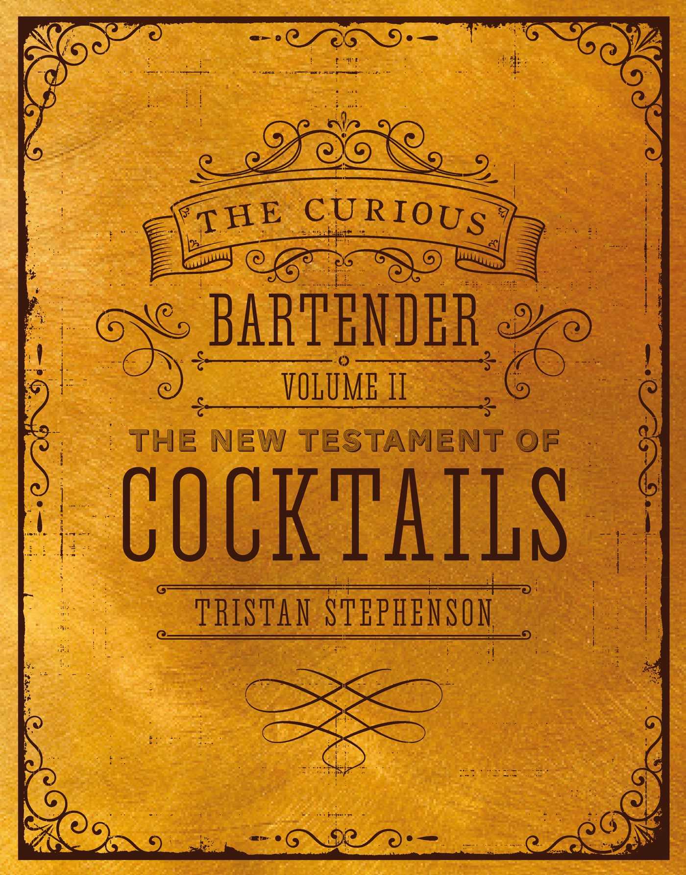 The curious bartender volume ii 9781849758932 hr
