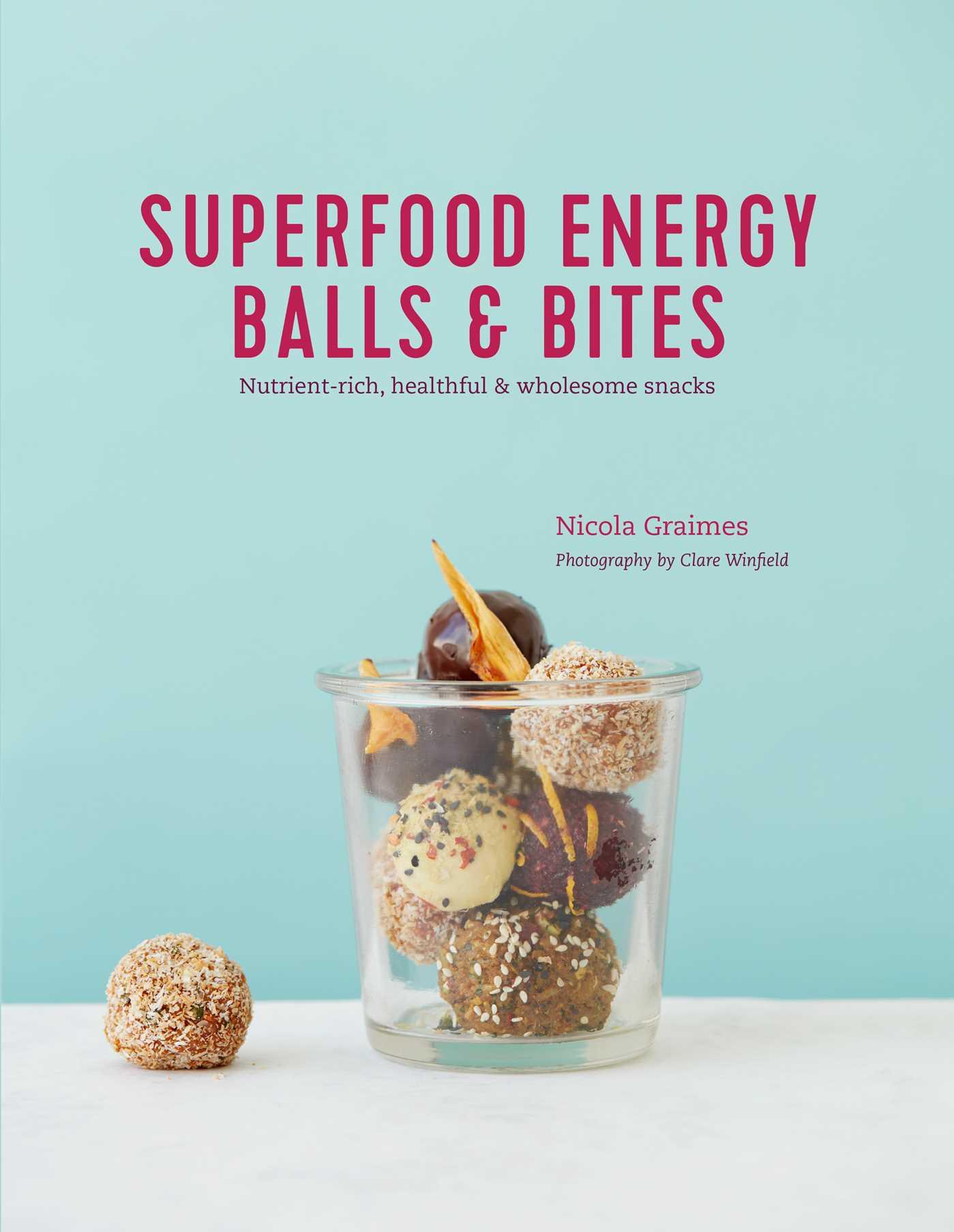 Superfood energy bites 9781849759298 hr