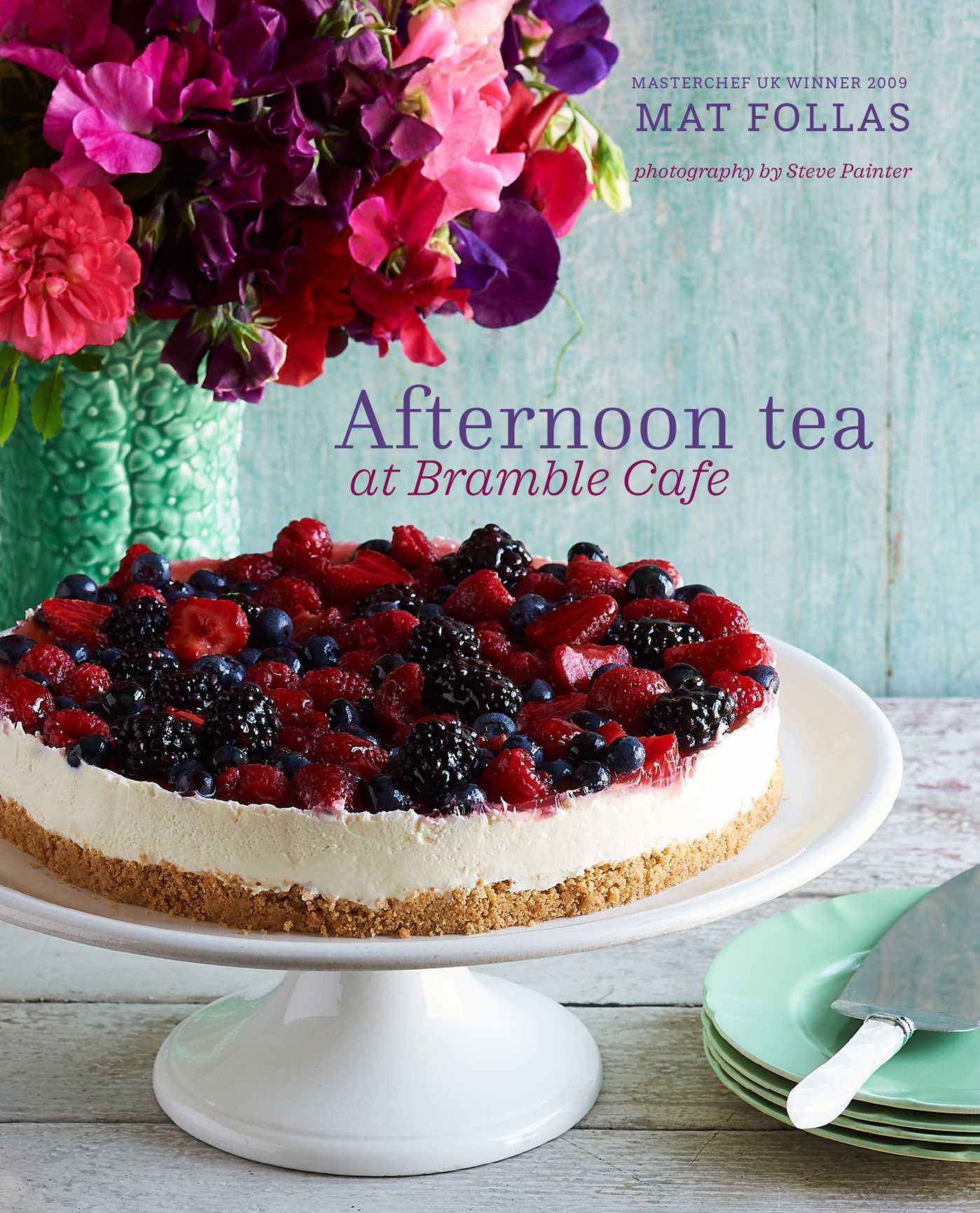 Afternoon tea at bramble cafe 9781849759373 hr