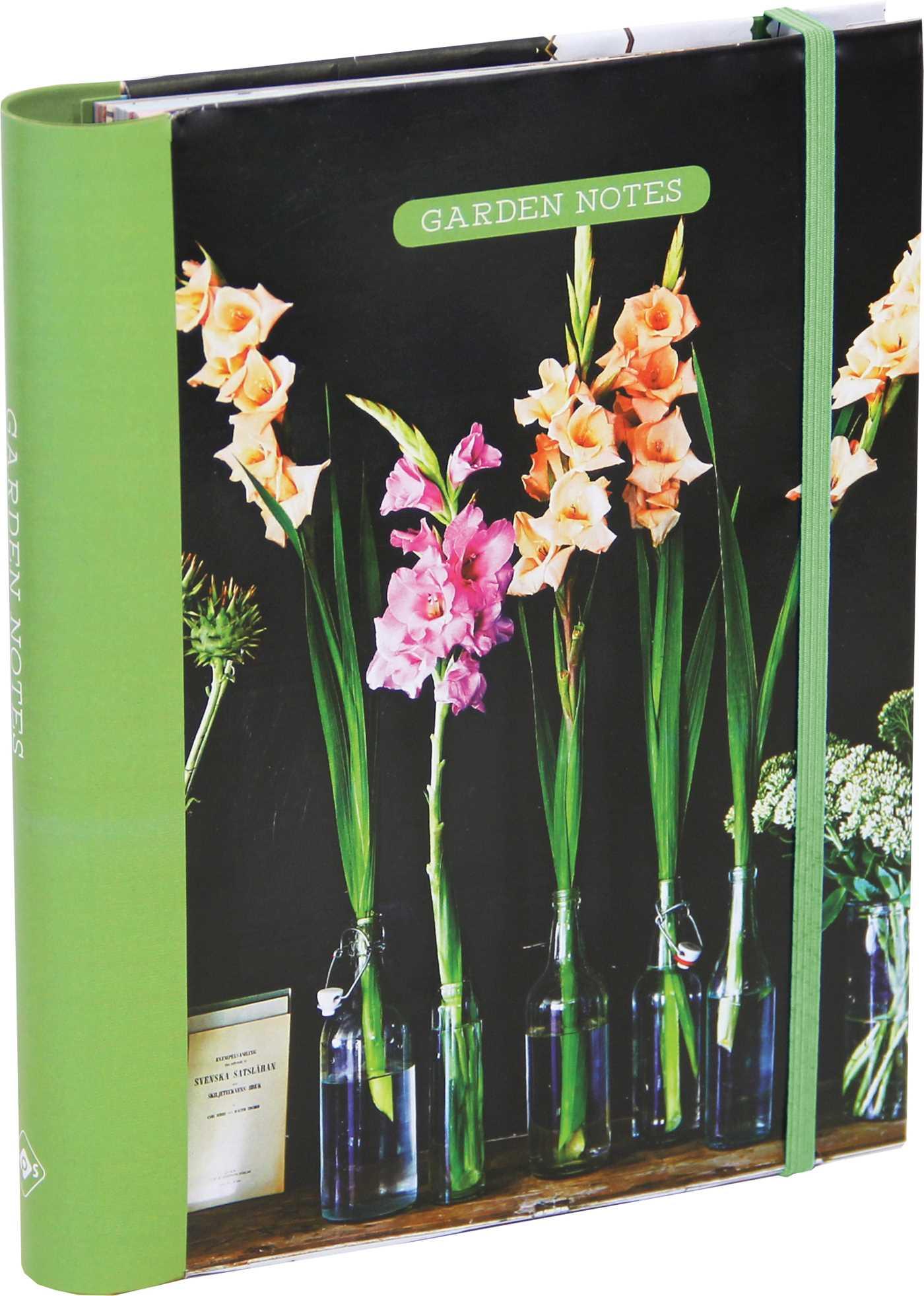 Botanical style garden notes 9781849759472 hr