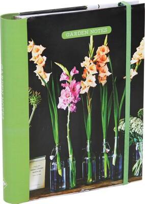 Botanical Style Garden Notes