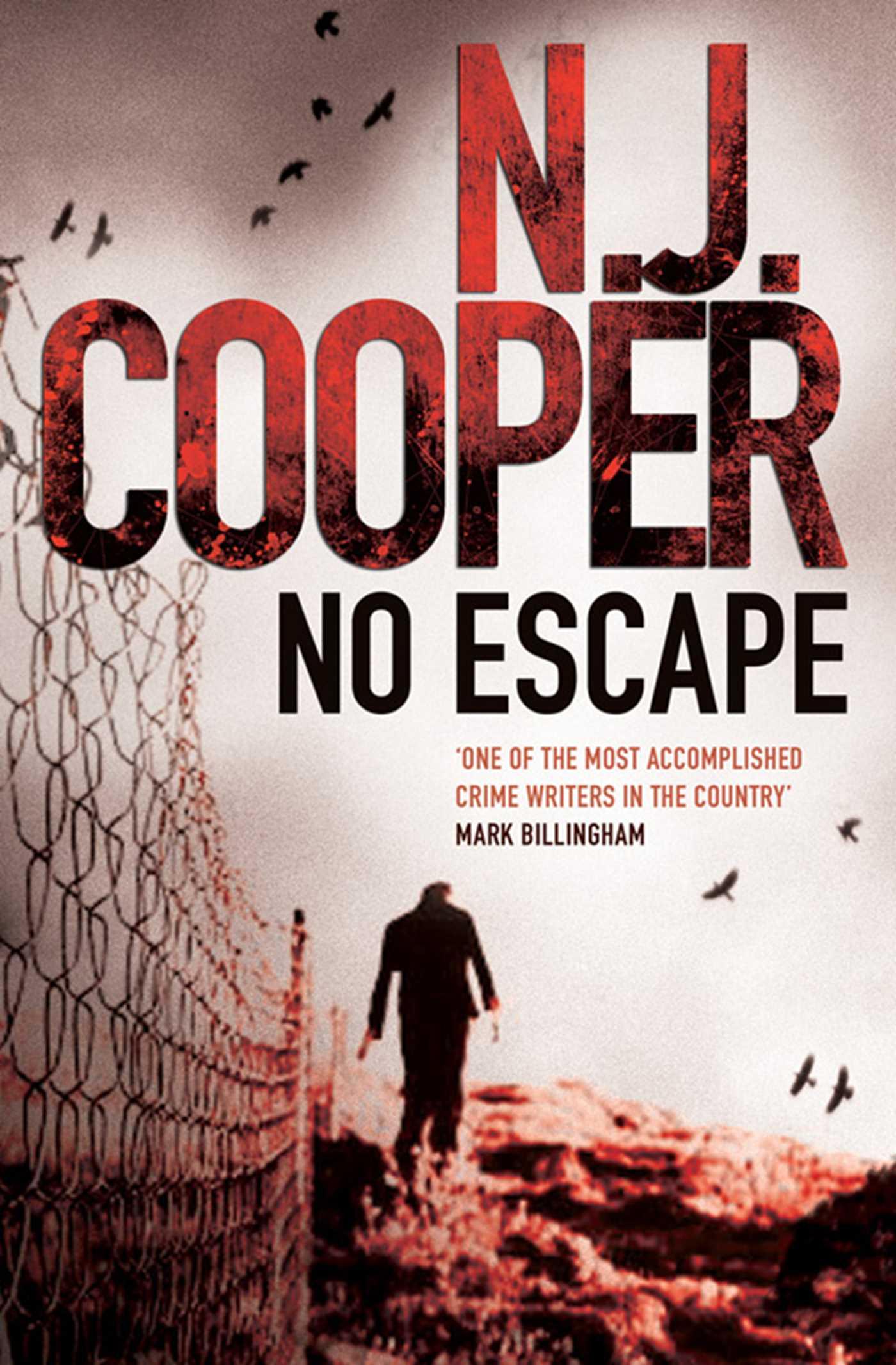 No escape 9781849832199 hr