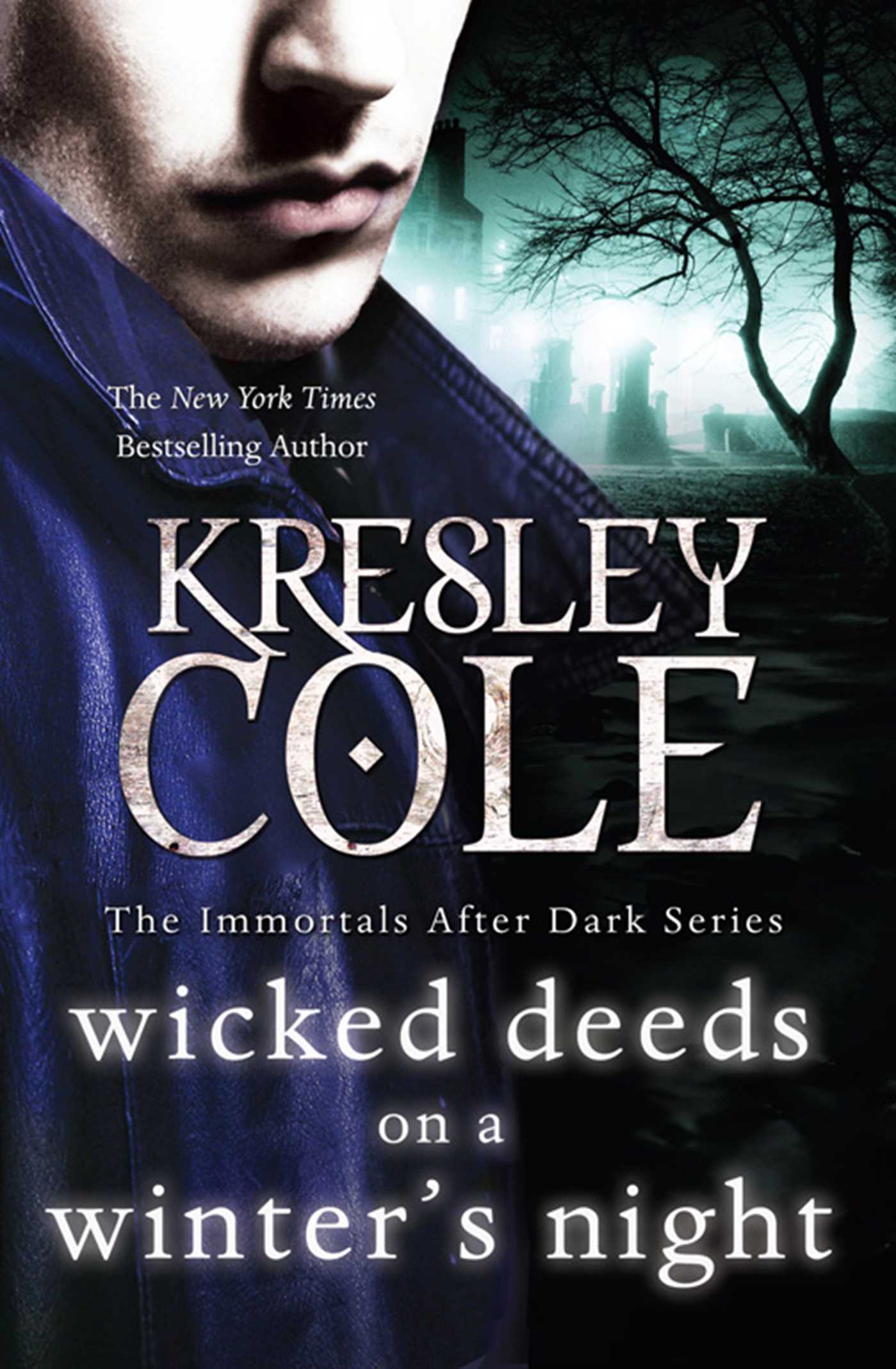 Wicked deeds on a winters night 9781849834261 hr