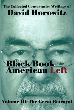 The Black Book of the American Left Volume 3