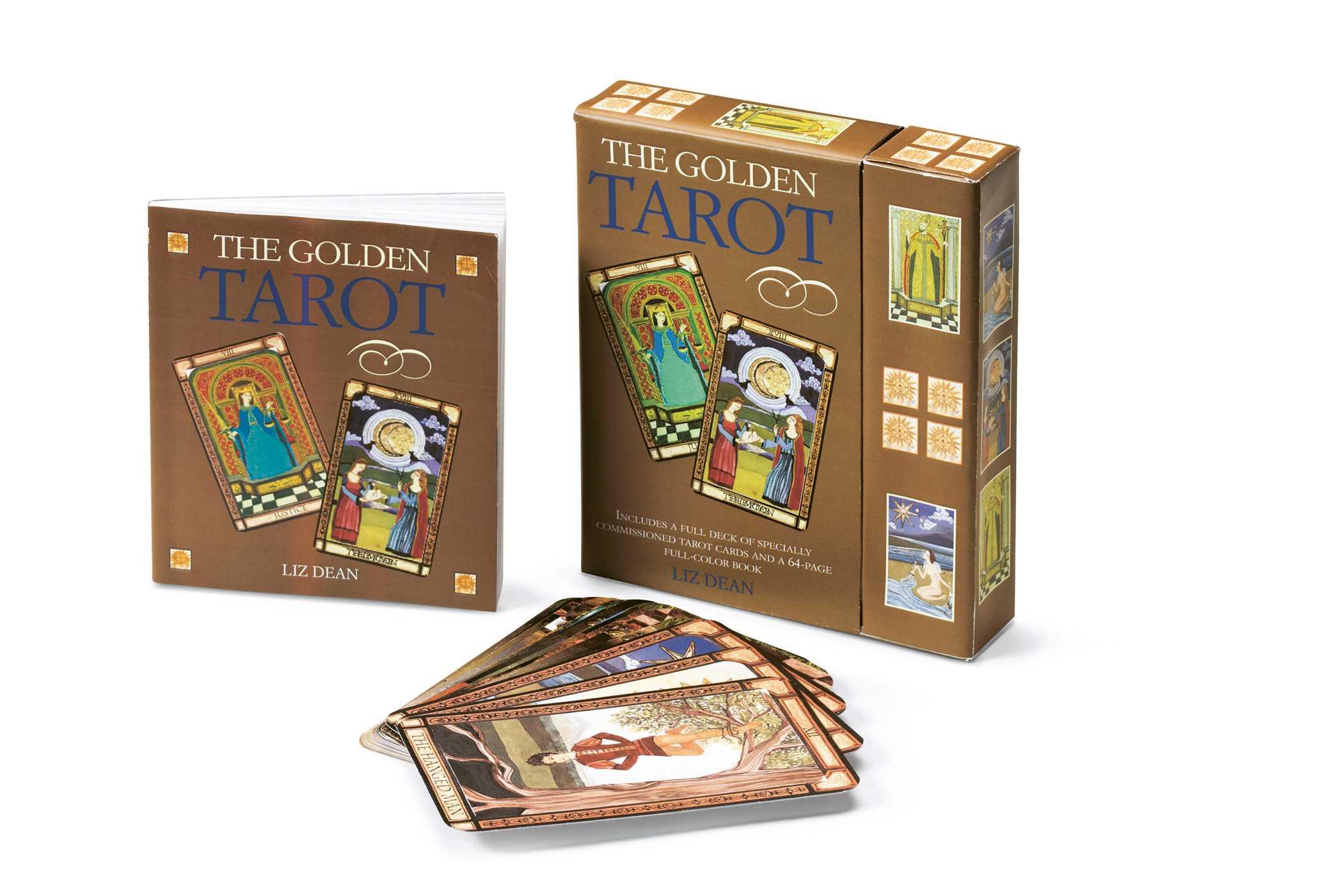 The golden tarot 9781906094867 hr