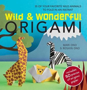 Origami Zoo Book