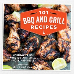 Buy 101 BBQ and Grill Recipes