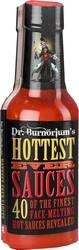 Dr. Burnörium's Hottest Ever Sauces