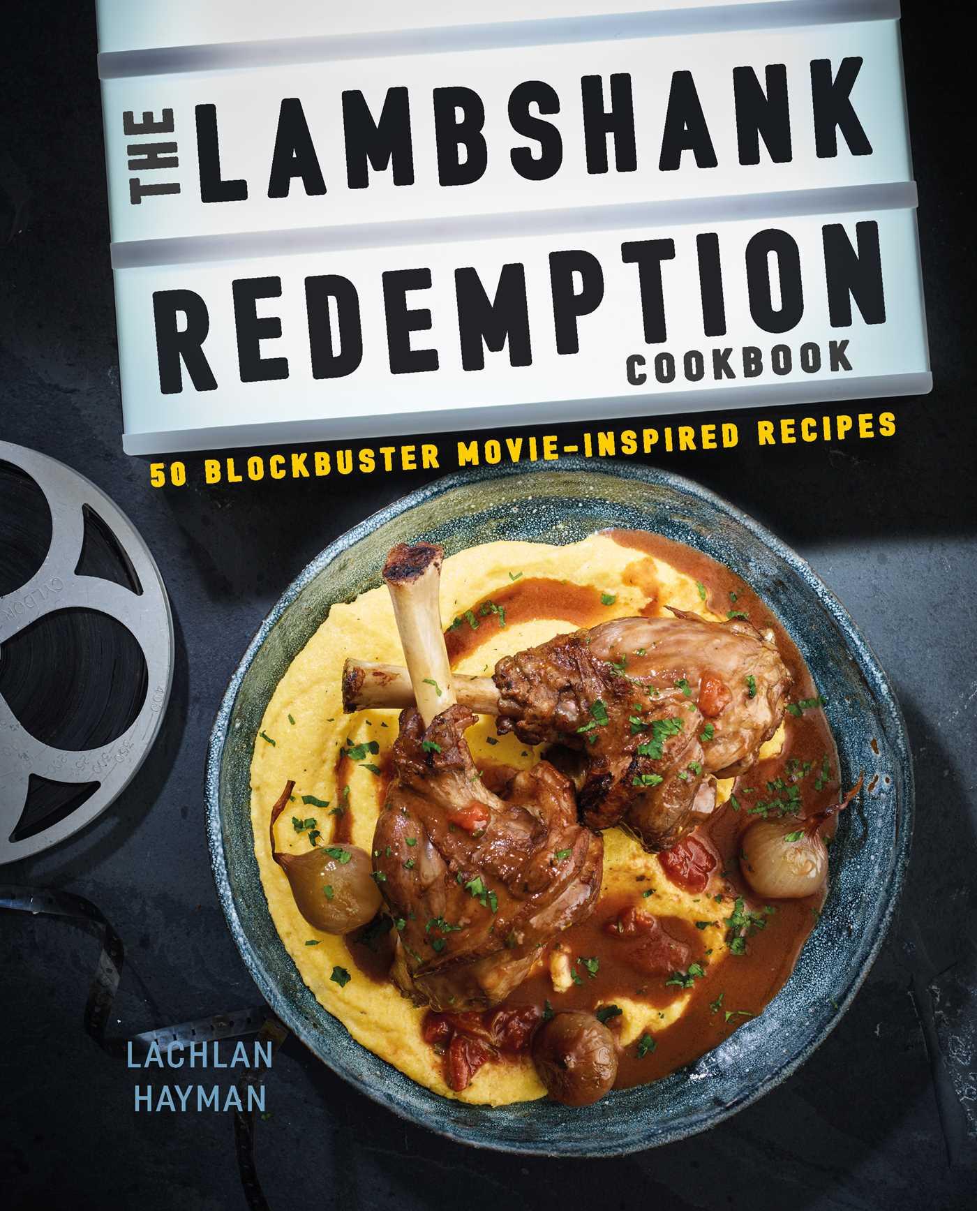 The lambshank redemption cookbook 9781911026280 hr