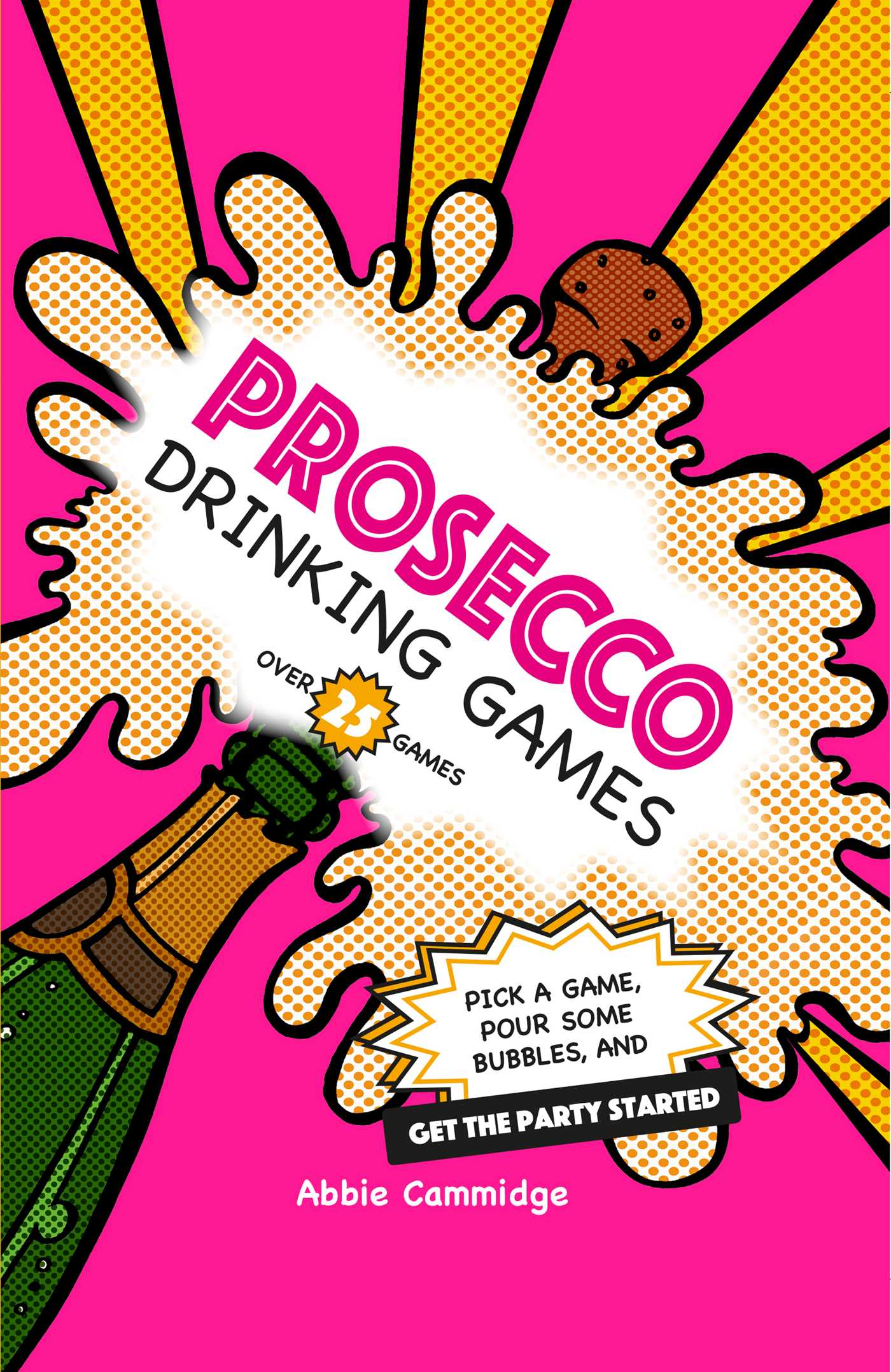 Prosecco drinking games 9781911026426 hr