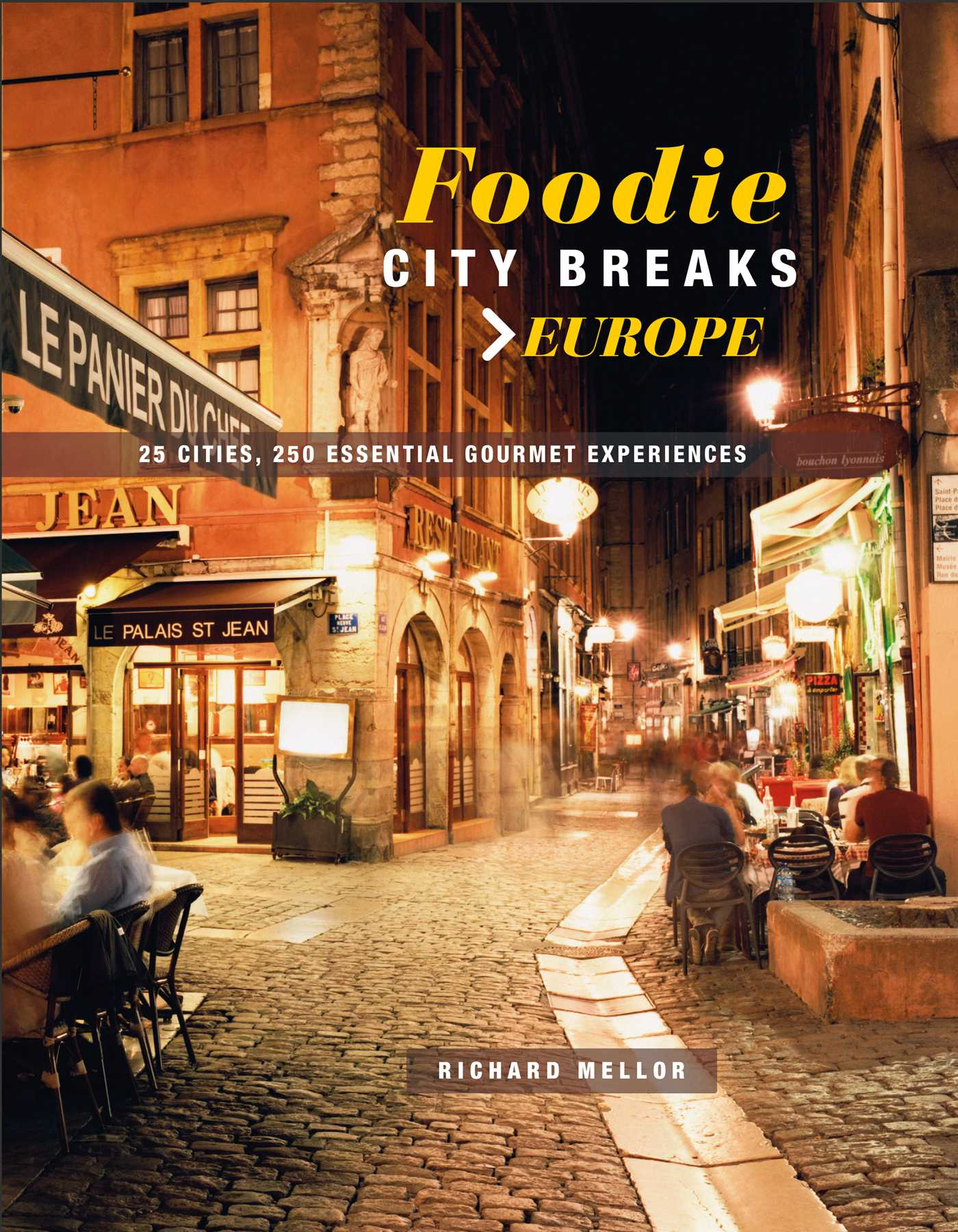Foodie city breaks europe 9781911026488 hr