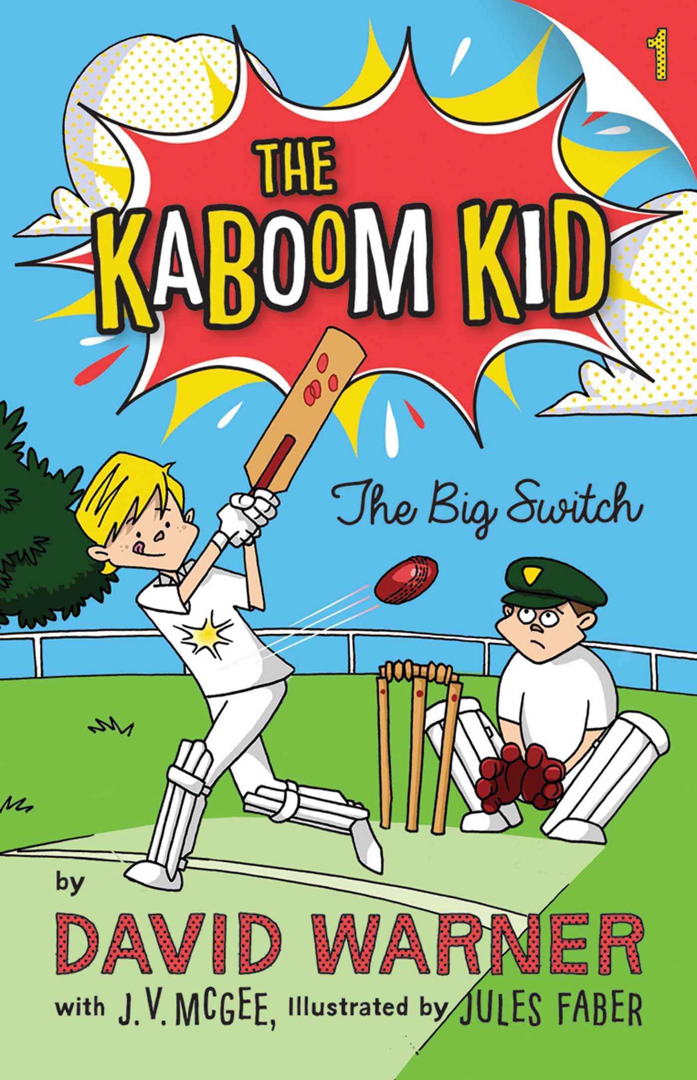 The big switch kaboom kid 1 9781925030792 hr