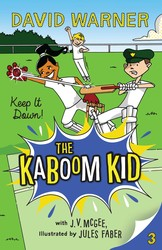 Keep it Down!: Kaboom Kid #3