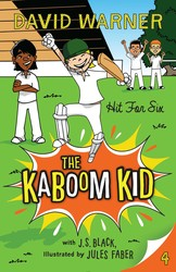 Hit for Six: Kaboom Kid #4