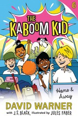 Home and Away: Kaboom Kid #6