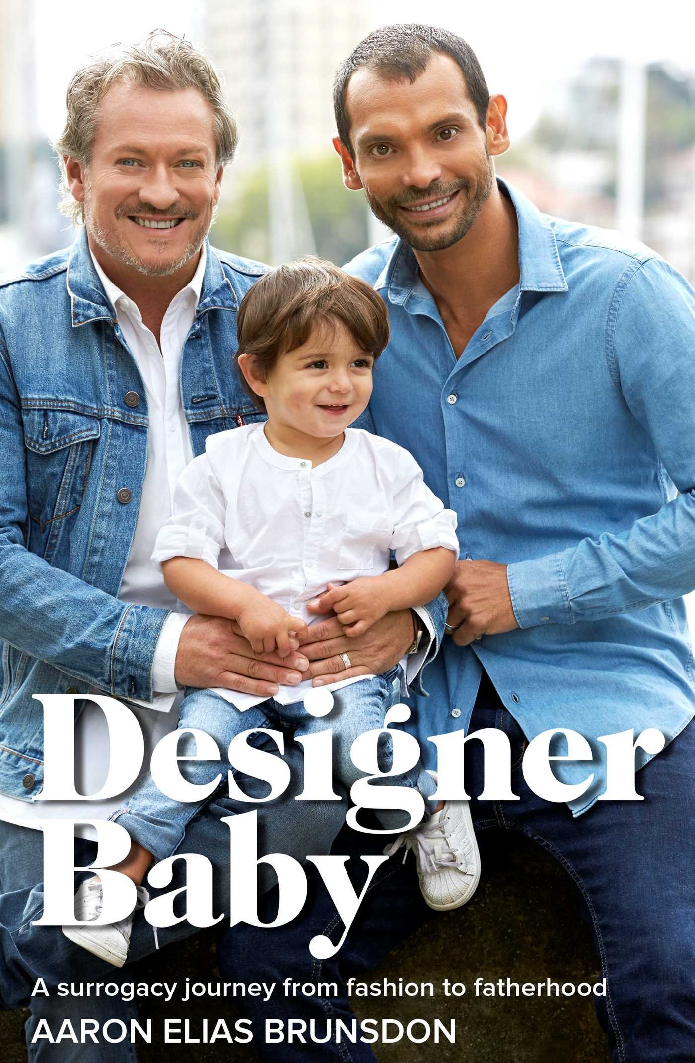 Designer baby a surrogacy journey from fashion to fatherhood 9781925384222 hr