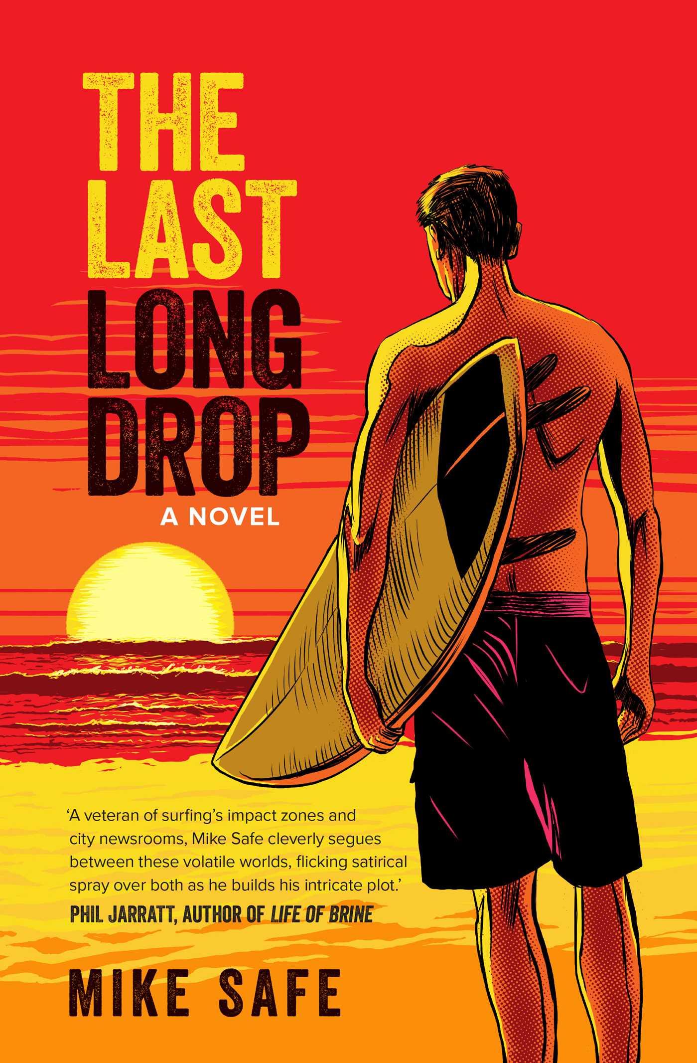 Last long drop 9781925384291 hr
